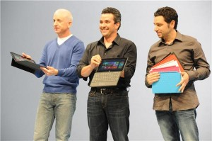 Why Microsoft's Surface Tablet